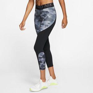 Nike pro Camo running Tights / Yoga pants